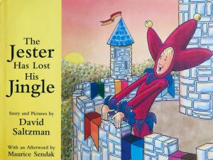 The Jester Who lost Her Jingle and Went on to Paint Rainbows book