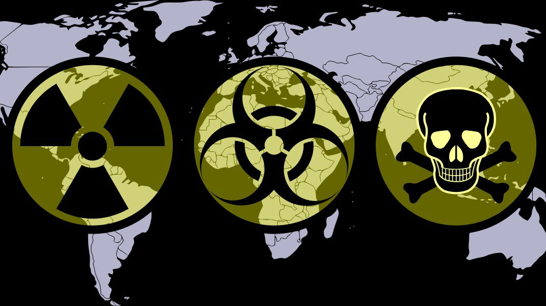 Chemical Weapon Warning